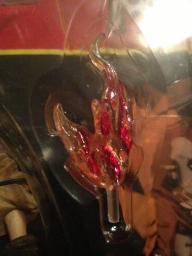 Hellboy Sherman Act Fig Mezco Art By