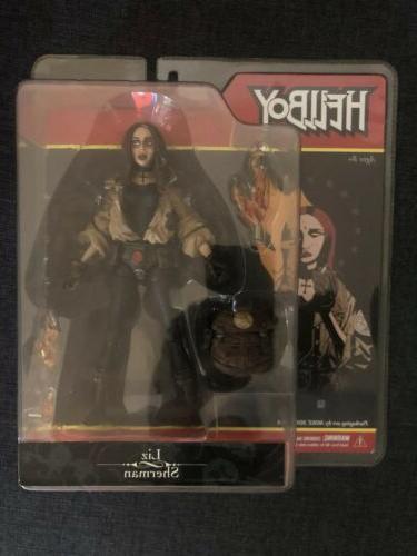 hellboy comic figure liz sherman action figure