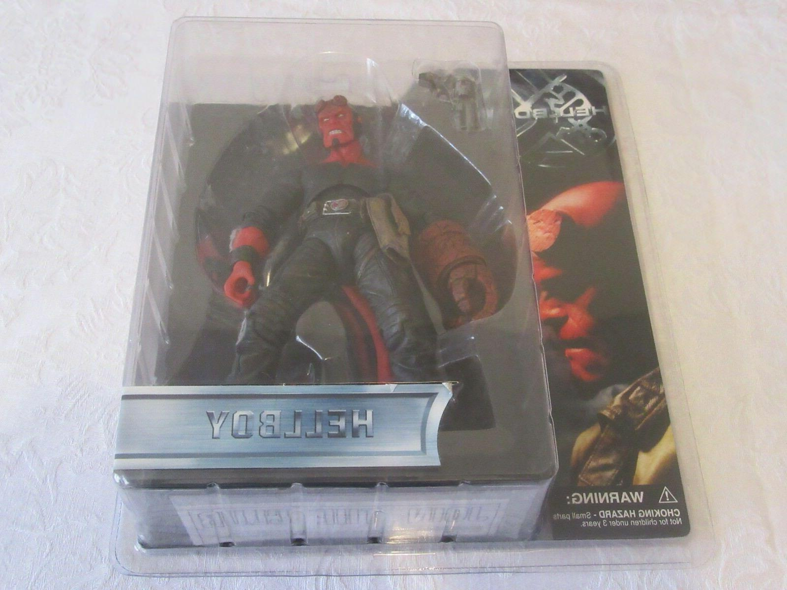 hellboy open mouth with black shirt no
