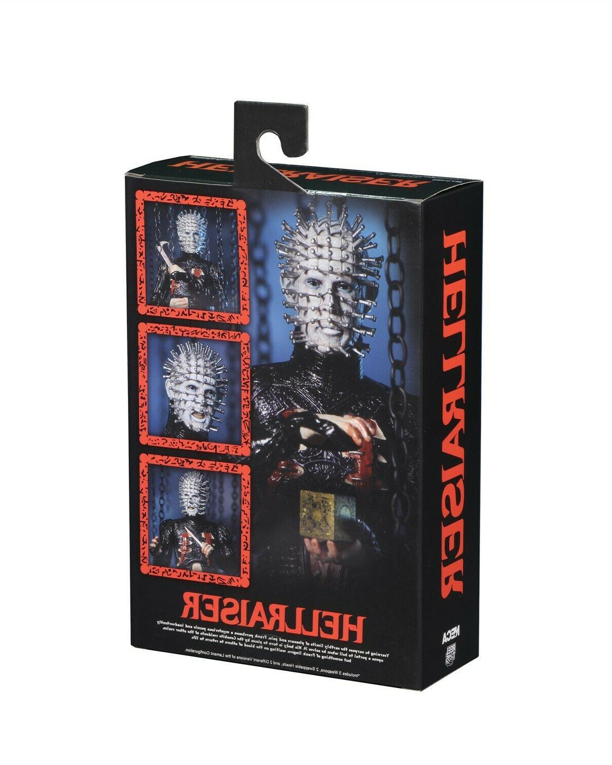 Hellraiser Scale Action - Ultimate Pinhead - NECA