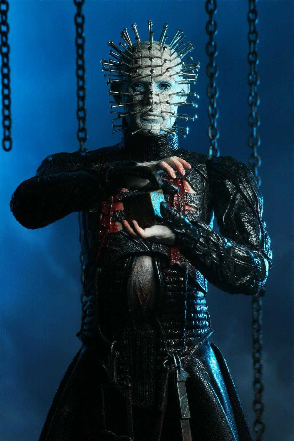 """Hellraiser - 7"""" Scale Action Figure Ultimate"""