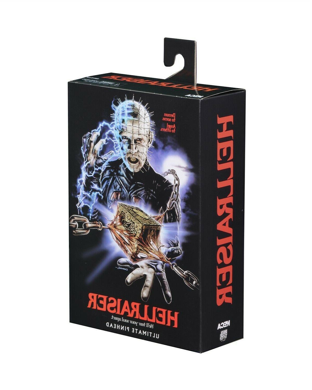 Hellraiser Action - Pinhead - NECA