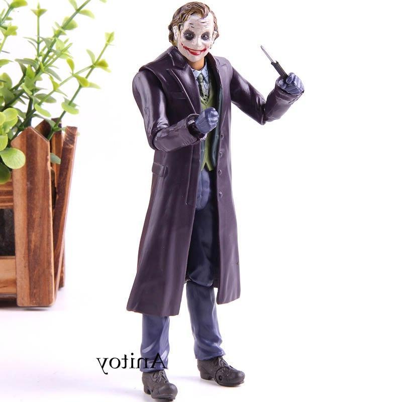 Hot Toy <font><b>Figure</b></font> Joker The Night PVC Toys 15cm