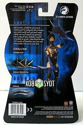 In STOCK Mortal Kombat Action Figure