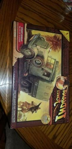 Hasbro Indiana Jones Cargo Truck Vehicle Raiders of the Lost
