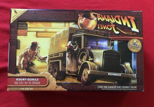 Indiana Raiders Of Action & Cargo Truck