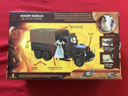 Indiana Raiders The Lost Ark Action Figures Truck