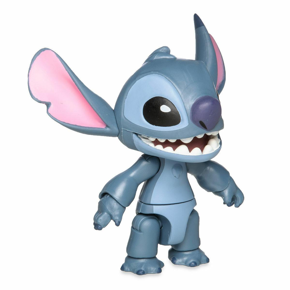 Disney stitch action figure toybox new rare