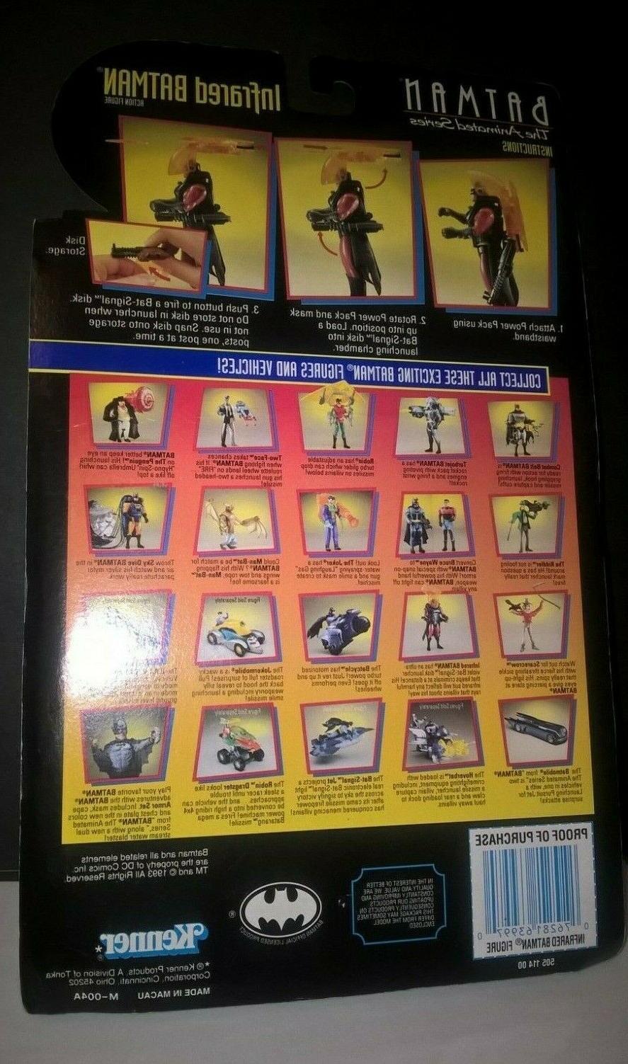 Infrared Series 1992 Animated Batman