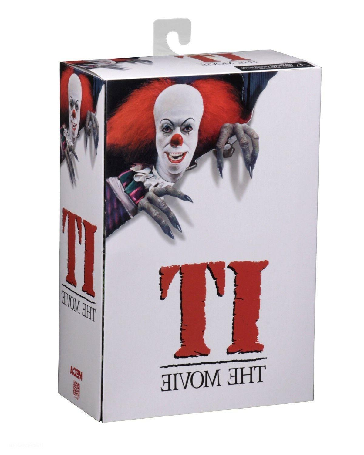 "IT 7"" Scale Action - Pennywise NECA"