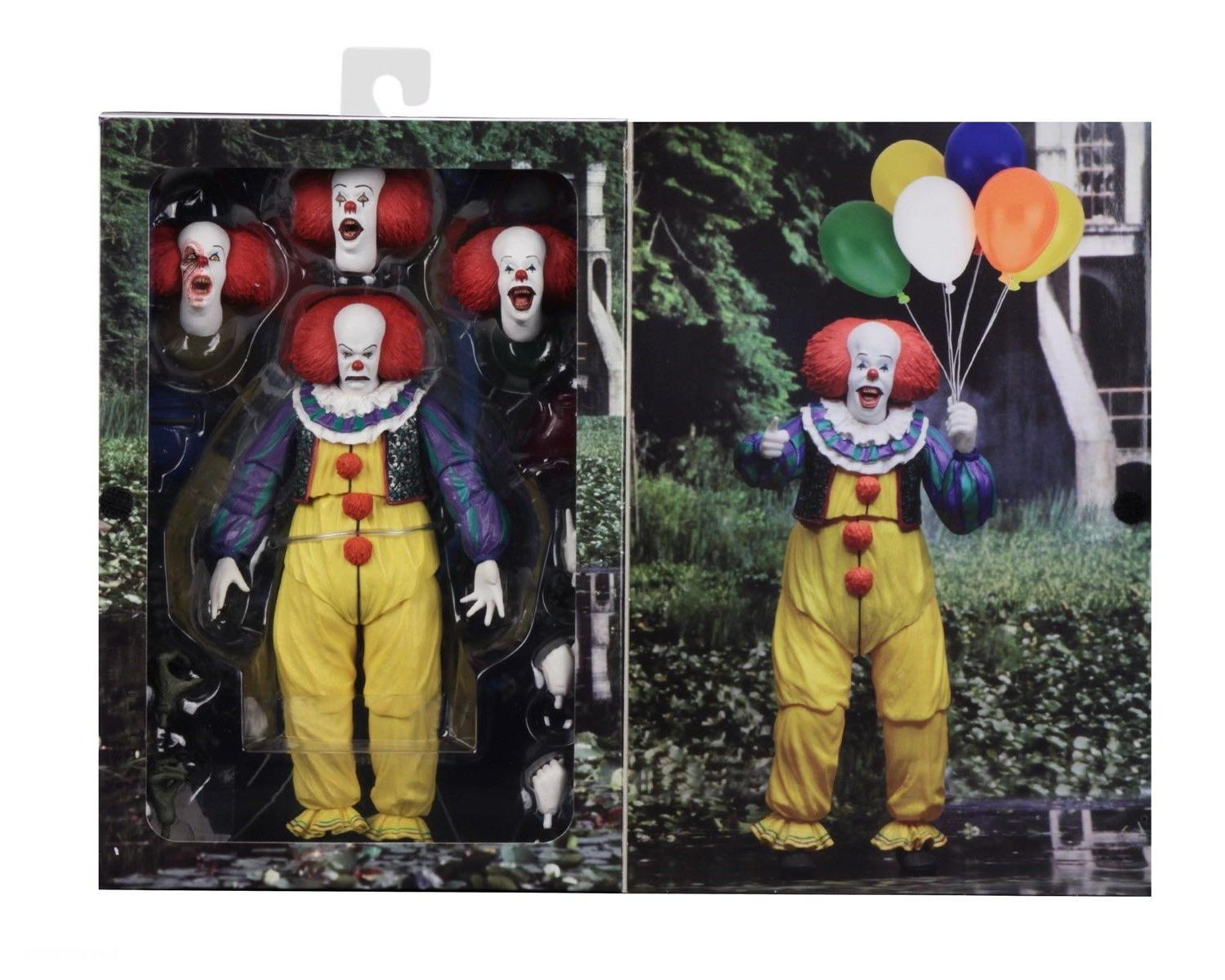 IT Action - Pennywise