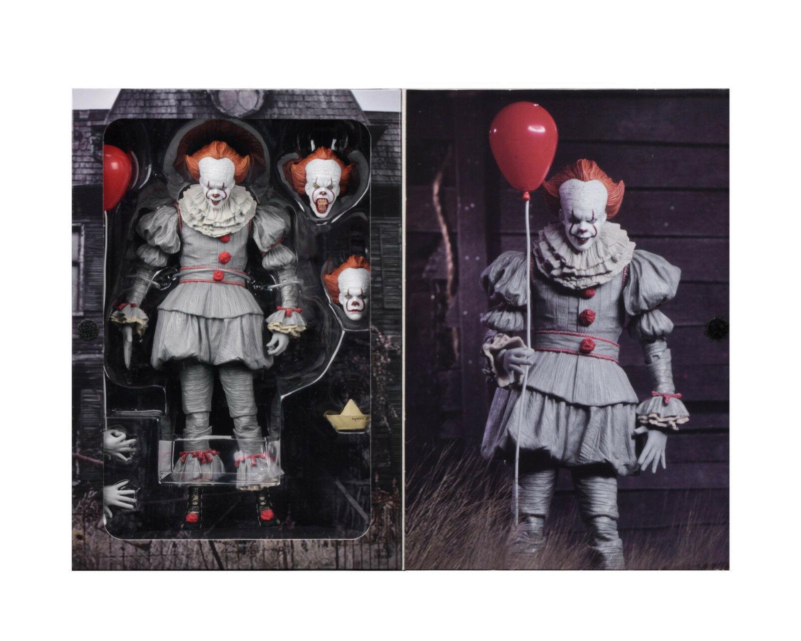it 7 scale action figure ultimate pennywise
