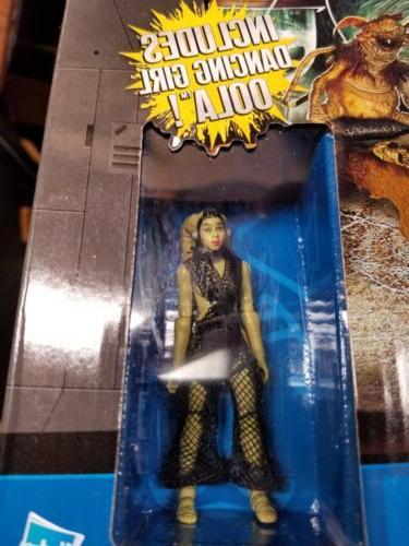 Jabba's Legacy w/ Figure Walmart SEALED