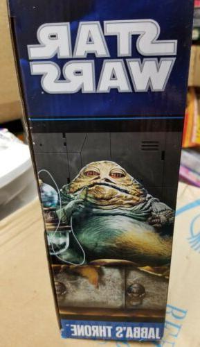 Jabba's Throne Star Legacy Playset w/ Figure