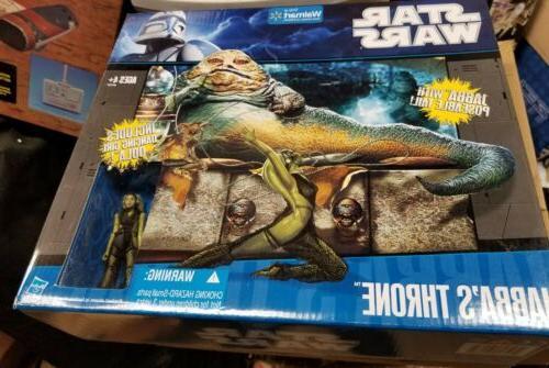 jabba s throne star wars legacy playset