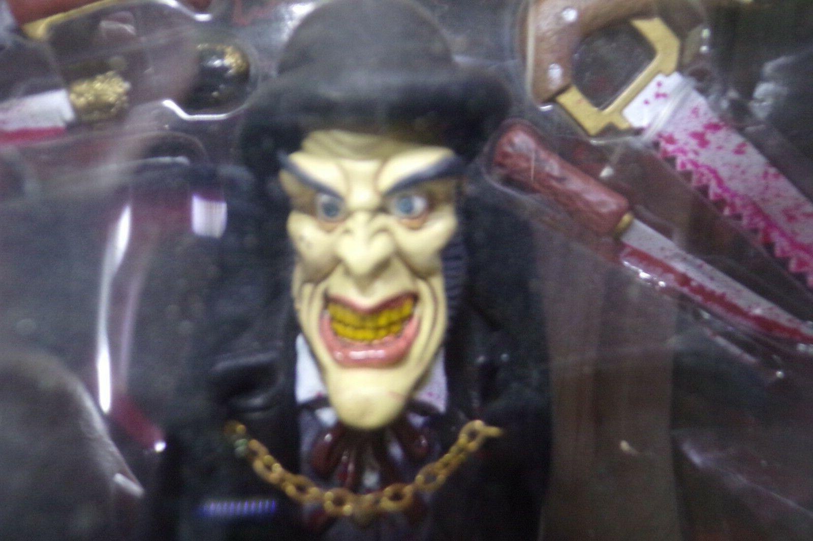 Mezco Jack Ripper Action Figure w/Accessories Open Version