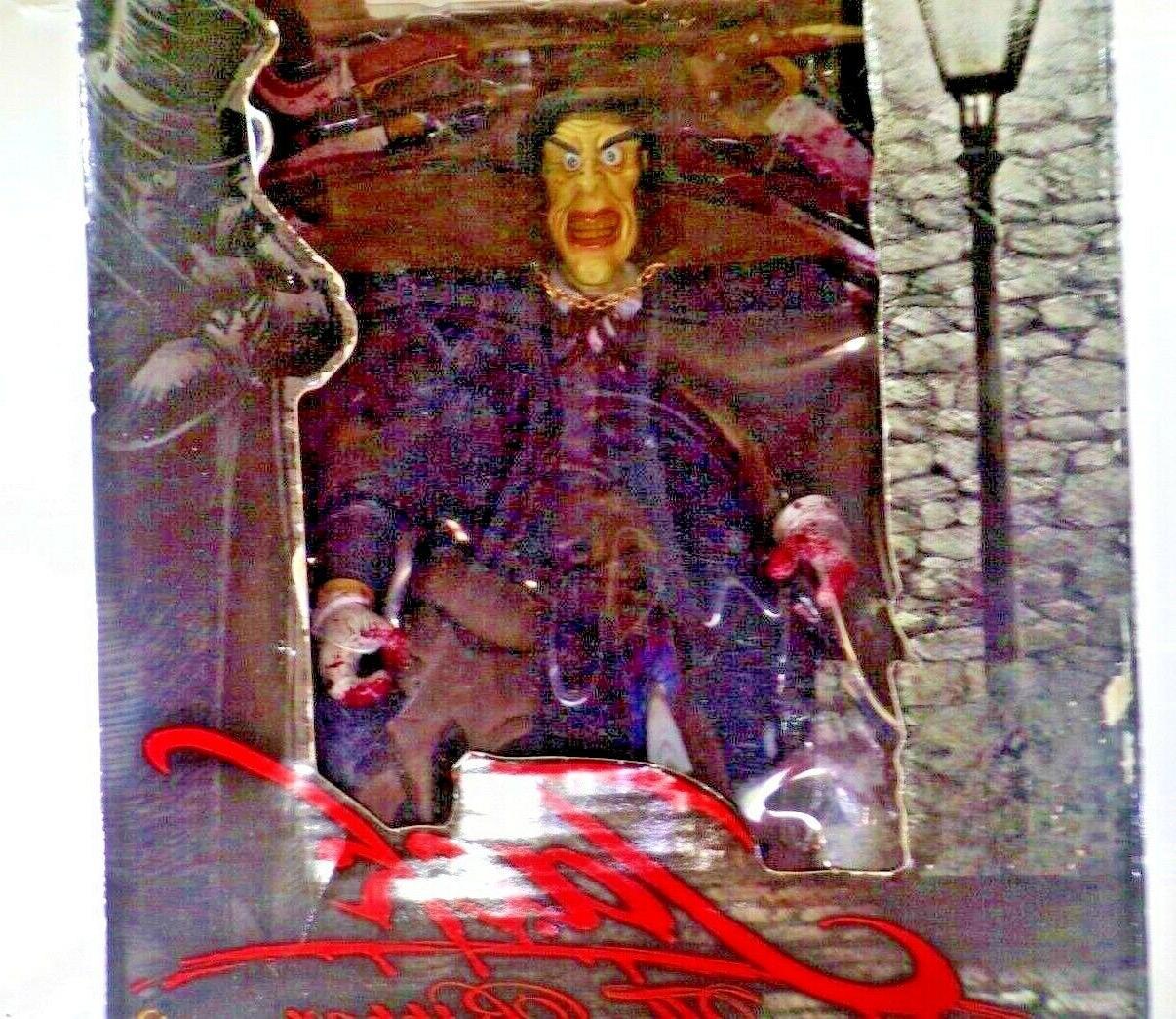Mezco Jack Ripper Action Figure w/Accessories Open Version New