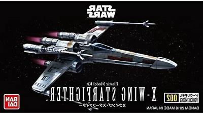 Japan Figures Vehicle Model Wars X-Wing