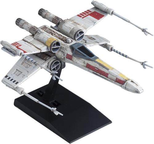 Japan Action Figures - Vehicle Model 002 Star Wars X-Wing St