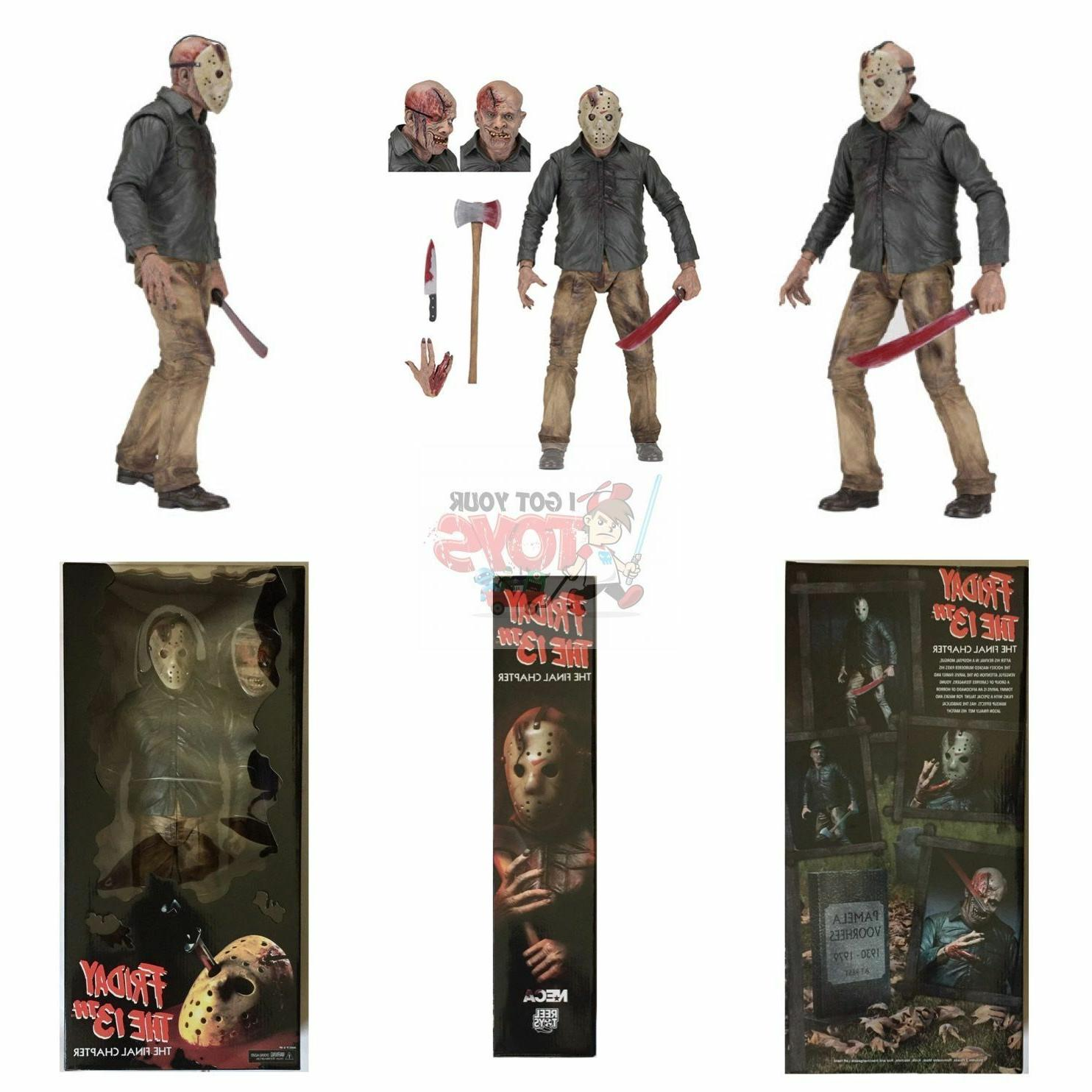jason voorhees 1 4 scale friday