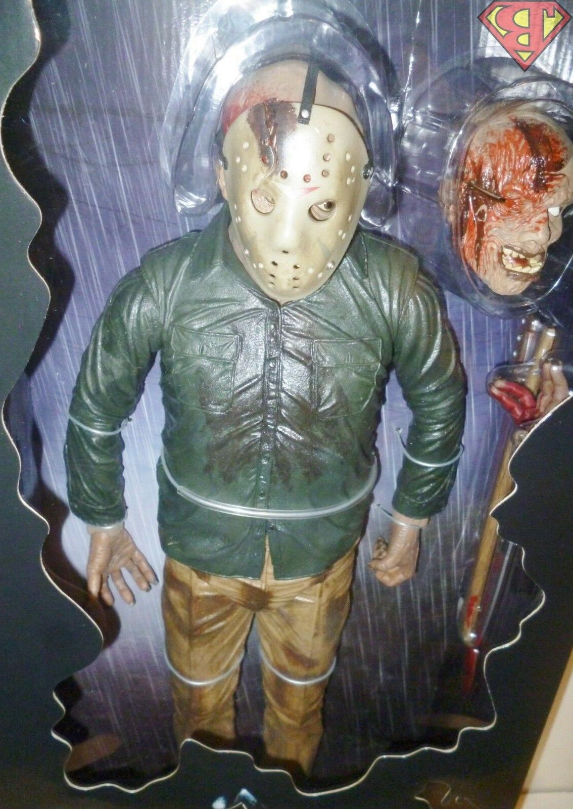 JASON VOORHEES the 13th 4 inch 1/4 Figure 2018