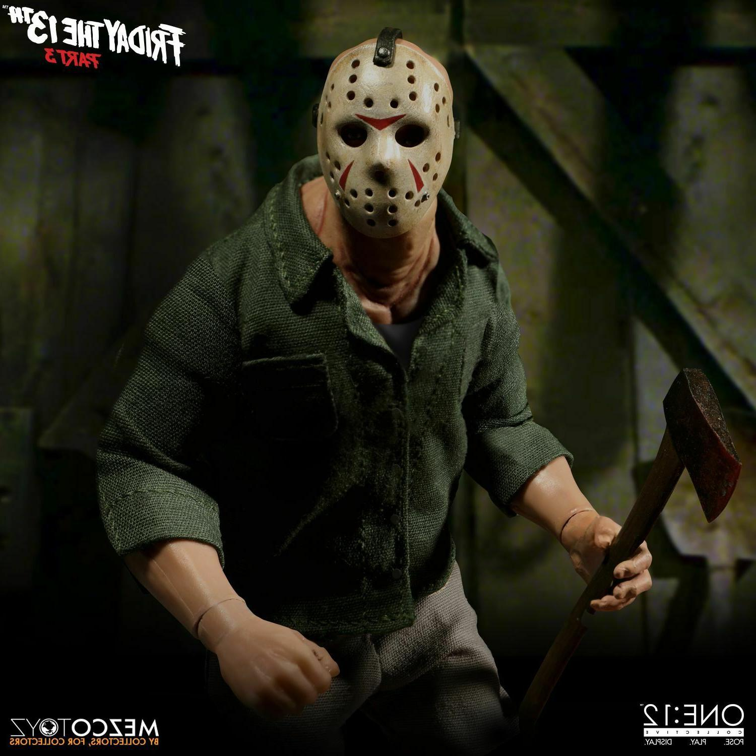 Mezco Toys Friday the 3 Voorhees