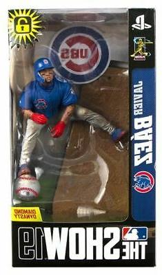Javier Baez Chicago Cubs McFarlane Toys MLB The Show 19 Seri