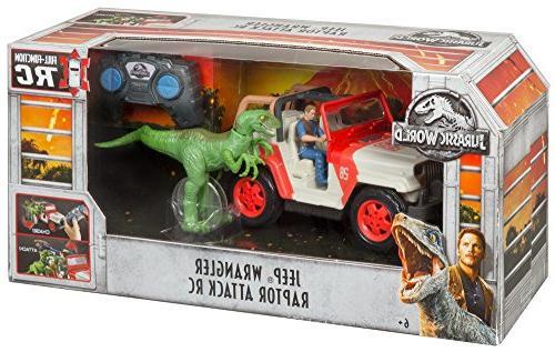 Jurassic Wrangler Raptor