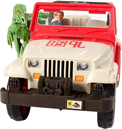 Jurassic Jeep Wrangler Raptor