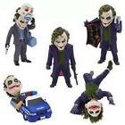 Joker Heath Ledger The Dark Knight 5 PCS Action Figure Gift