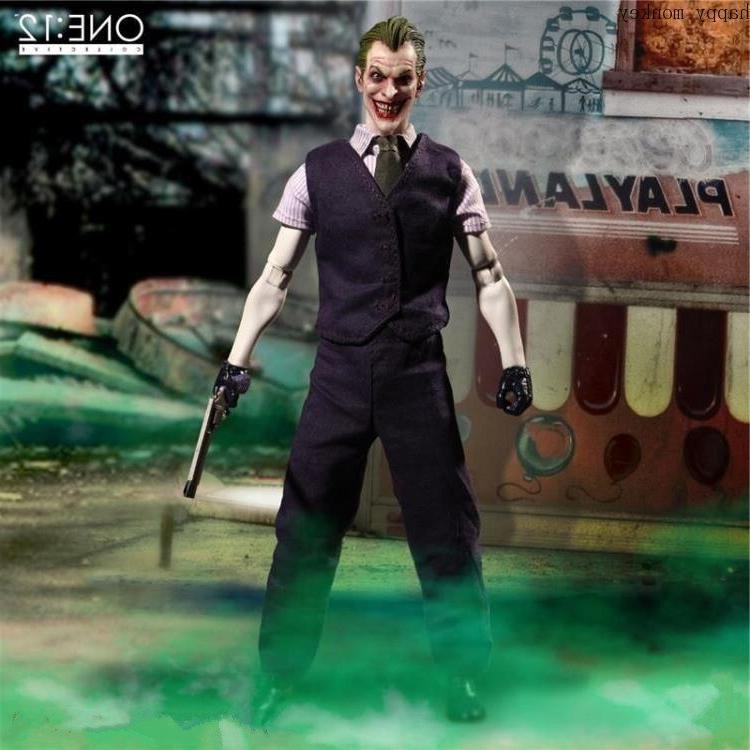 """Joker in Movie One:<font><b>12</b></font> 6.5"""""""