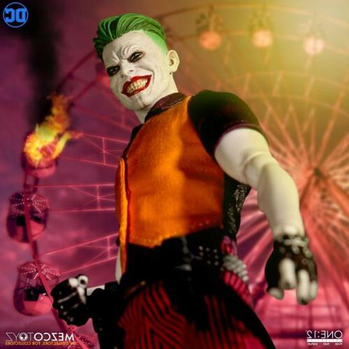 Mezco Clown Prince Brand New DC Action Figure