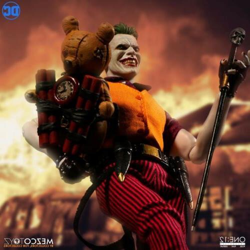Mezco One:12 Collective Clown Crime Brand Figure