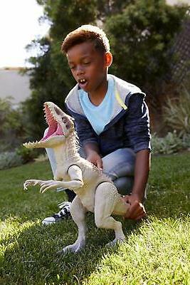Jurassic Dinosaur Devour Indominus Toy Action