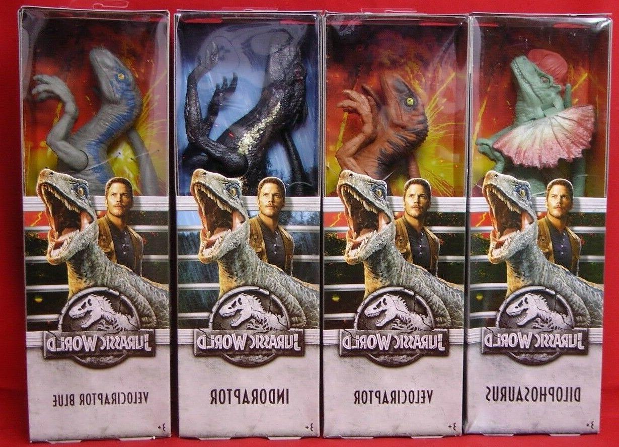 jurassic world fallen kingdom 12 inch action