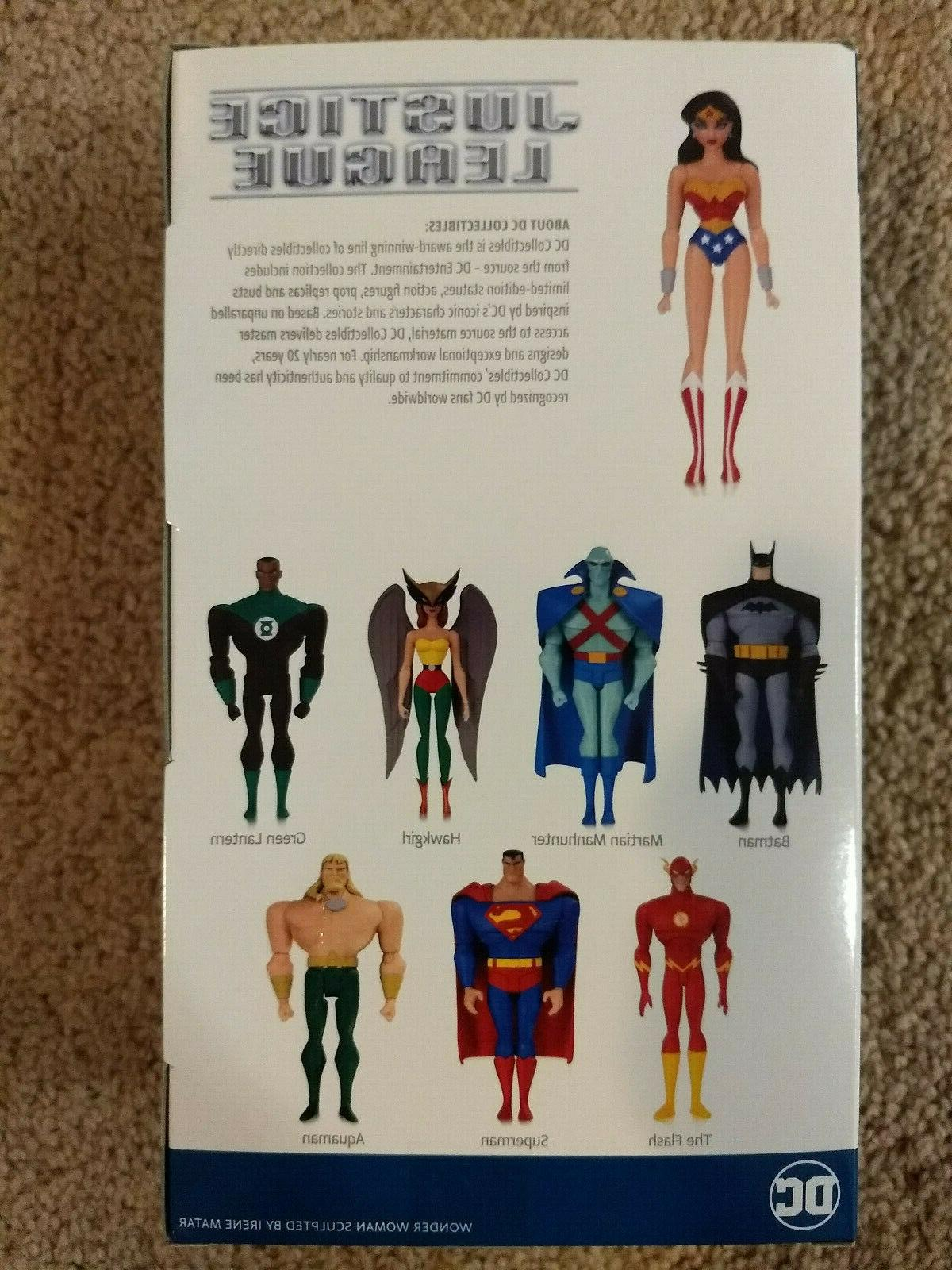 DC Collectibles Animated Woman Figure