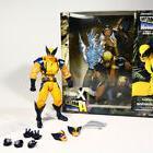 Kaiyodo Revoltech Amazing Yamaguchi Wolverine Action Figure