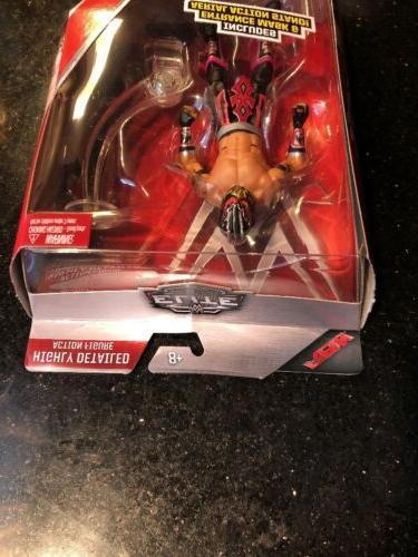 WWE 42 Kalisto Mattel Wear Card Ship Free