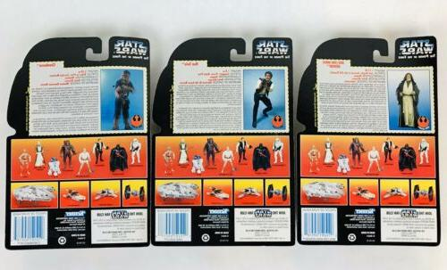 Kenner Lot- Red Card Figure