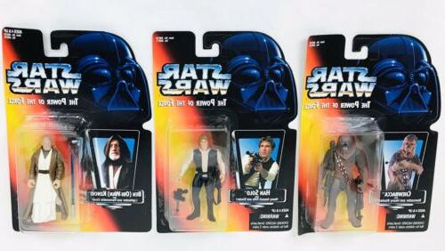 Kenner Wars Power of the Lot- Red