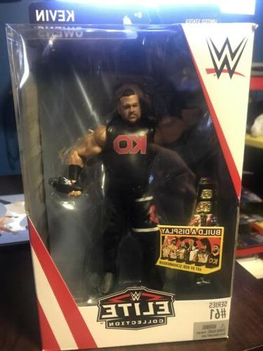 Kevin Owens - WWE Elite 61 Mattel Toy Wrestling Action Figur