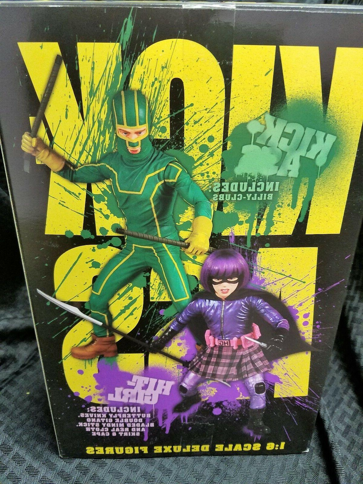 Kick-Ass Movie Figure Deluxe 1:6 from Toyz