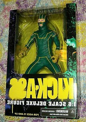 Kick-Ass Movie 12-Inch Action Figure Deluxe 1:6 Scale Mezco