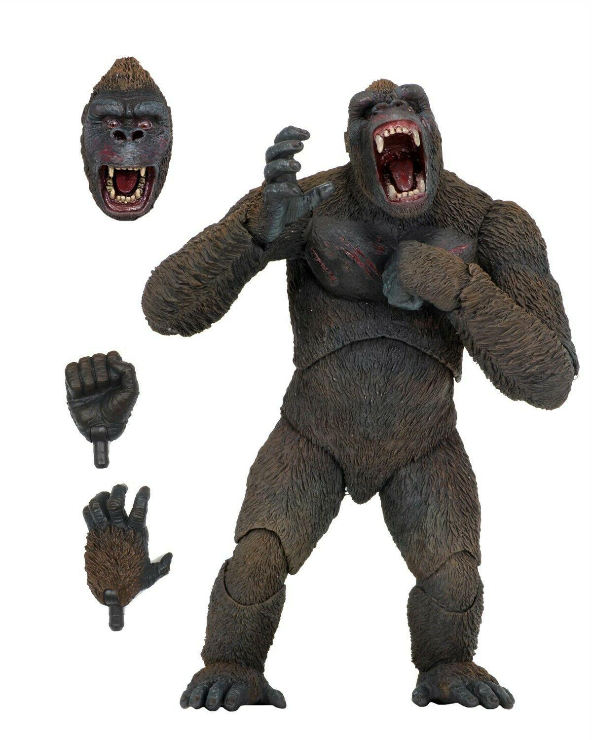 king kong 7 scale action figure brand