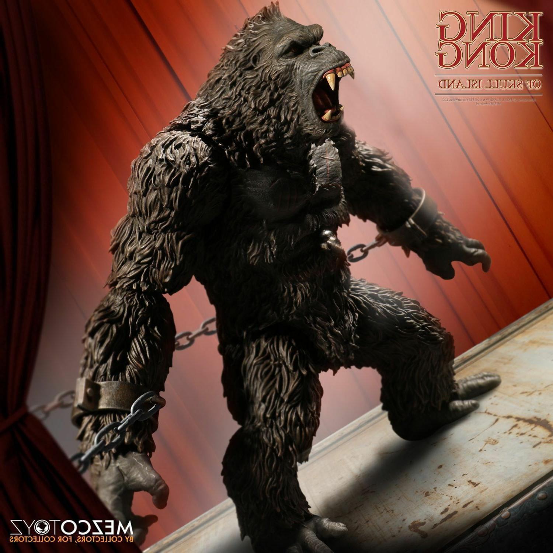 "Mezco King Kong Of Island Kong 7"" 1932 Darrow"