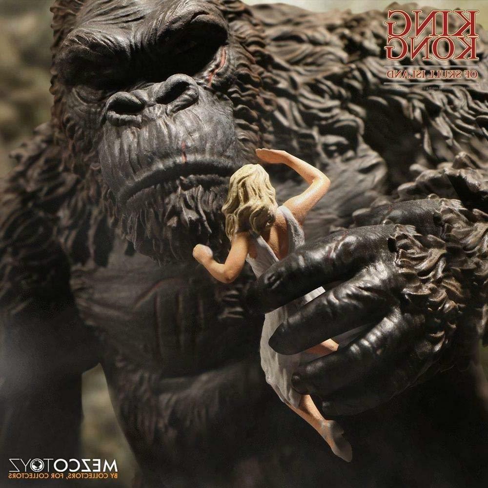 Mezco King Kong Skull Island Action Figure