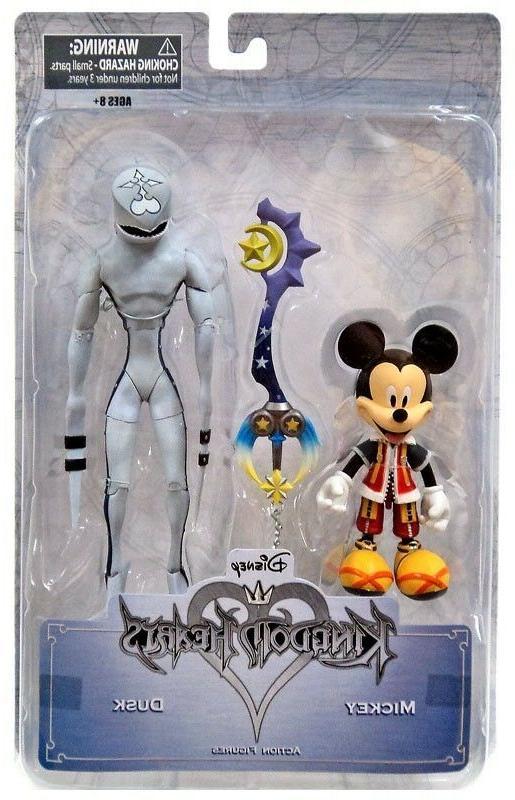 Disney Hearts & Dusk Action Figure 2 Pack Sealed