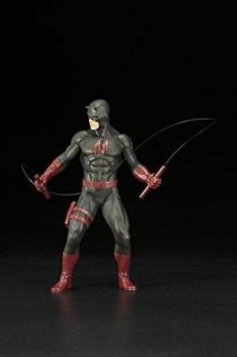 Kotobukiya Series Daredevil Black Suit Action