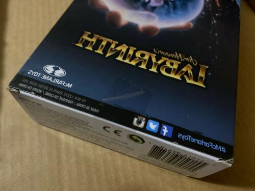"Labyrinth - ""Jareth- Dance Magic"" Action Figure, Toys"