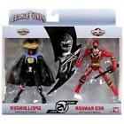 POWER RANGERS LEGACY COLLECTION RED RANGER AND SPELLBINDER A